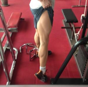 Beintraining - Bodybuilding
